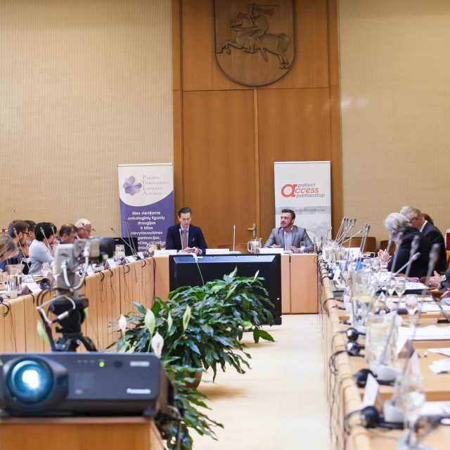 Patient-centred Roundtable in Lithuania