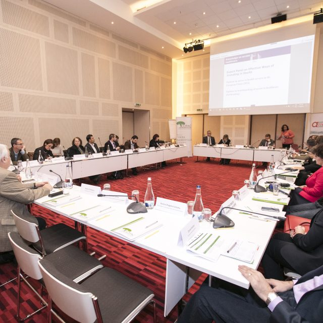 Patient-centred Roundtable in Romania